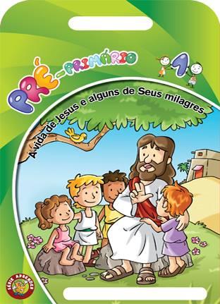 A vida de Jesus e alguns de seus milagres - Aluno