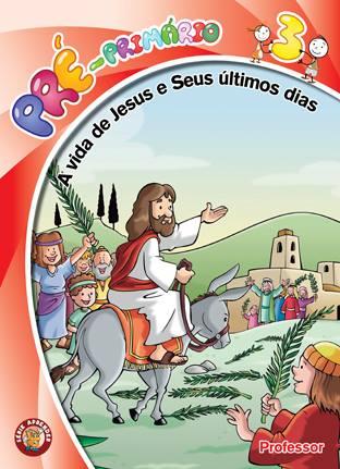 A vida de Jesus e seus últimos dias - Professor  - Letra do Céu