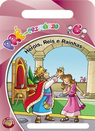 Heróis Reis e Rainhas - Aluno