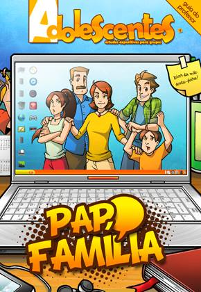 Papo família - Professor  - Letra do Céu