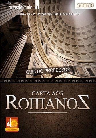 Carta aos Romanos - Professor  - Letra do Céu