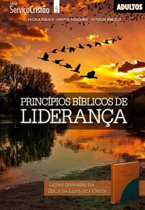 Princípios bíblicos da liderança - Aluno  - Letra do Céu