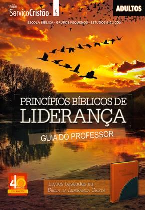 Princípios bíblicos da liderança - Professor