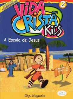 VCK 2 – A Escola de Jesus  - Letra do Céu