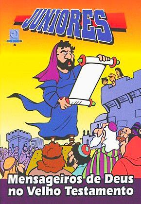 Mensageiros de Deus no Velho Testamento - Aluno  - Letra do Céu