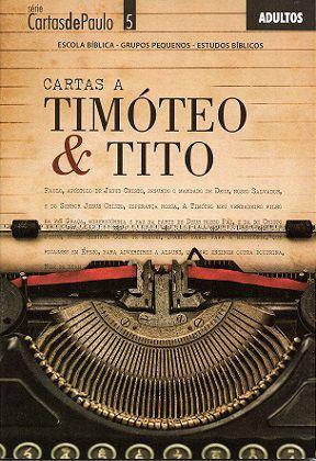 Cartas a Timóteo e Tito - Aluno