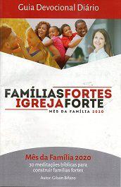 Guia Devocional - Mês da Família 2020