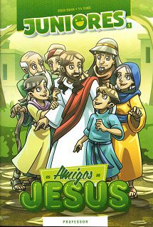 Juniores 01 - Os amigos de Jesus - Professor