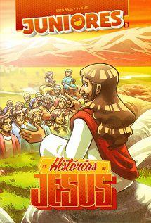 Juniores 02 - Histórias de Jesus - Aluno  - Letra do Céu