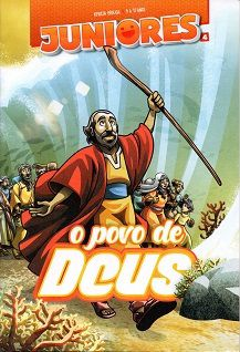 Juniores 04 - O Povo de Deus - Aluno  - Letra do Céu
