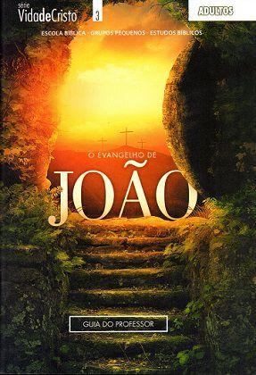 O evangelho de João - Professor