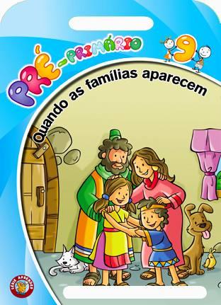 Quando as familias aparecem - Aluno  - Letra do Céu