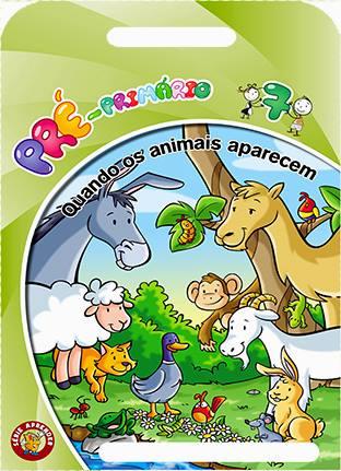 Quando os animais aparecem - Aluno  - Letra do Céu