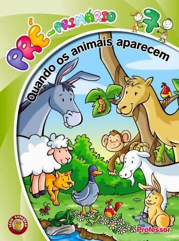 Quando os animais aparecem - Professor  - Letra do Céu
