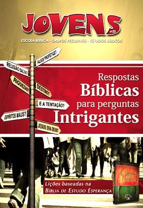 Jovens 22 - Respostas Bíblicas Para Perguntas Intrigantes - Aluno  - Letra do Céu
