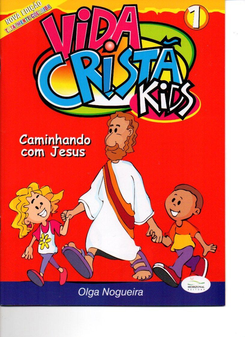 VCK 1 – Caminhando com Jesus  - Letra do Céu