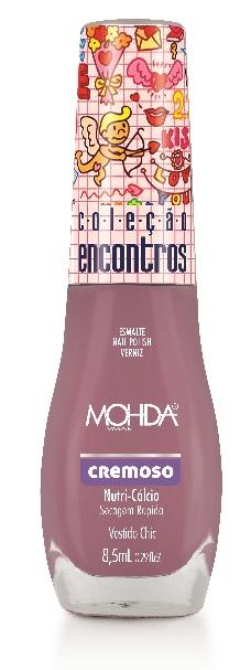 Esmalte Mohda Cremoso - Vestido Chic  - E-Mohda