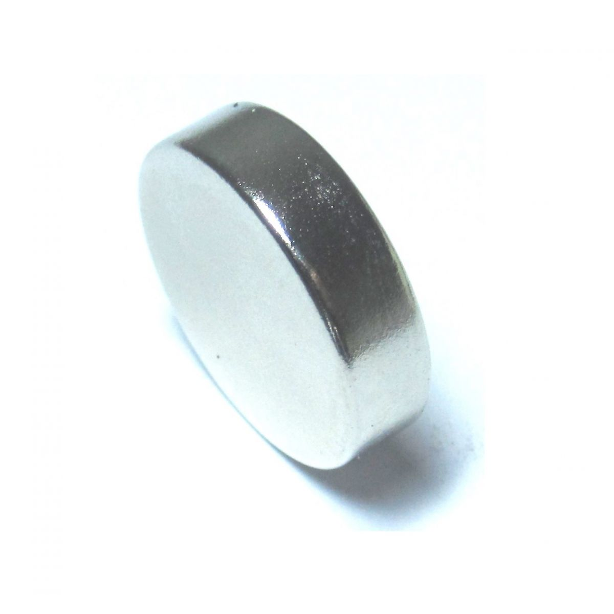 Imã de Neodímio Disco N35 18x5 mm