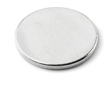 Imã de Neodímio Disco N35 14x2 mm
