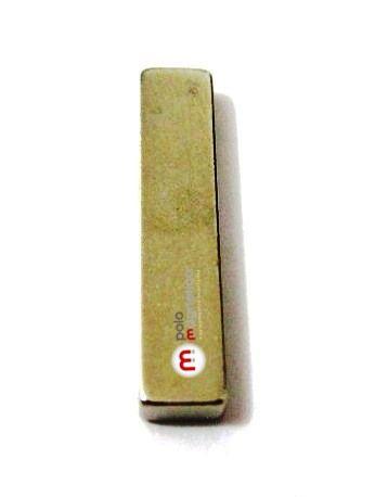 Imã de Neodímio Bloco N42 20x4x2 mm  - Polo Magnético