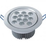 Luminaria Embutir LED 15W - Direcionavel
