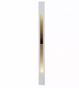 Balizador Embutir BL 6008-M  C/ 2 Lamp led G9