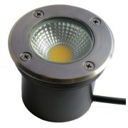 Balizador LED COB  4w SOLO / DECK- Super Preço!