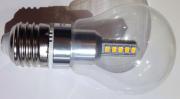 LAMP LED CRISTAL BULBO 4W - 3000K - BQ
