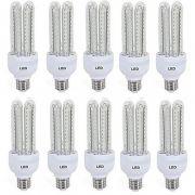 Lâmpada LED 3U - 07w - Econômica - KIT C/ 10 PEÇAS !!!