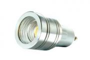 Lâmpada LED Mini GU10 3w - Super Preço!