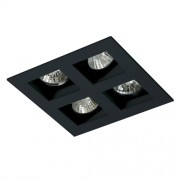 Luminária Embutir Direcional C/ Foco Recuado BL1022/4-BF