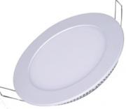 Luminária Led Embutir Redonda 18W Branco Neutro