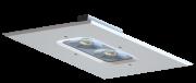 Luminária LED 100w - Posto de Gasolina