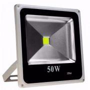 REFLETOR LED 50W CINZA BF - 6500K - PROMOÇÃO!