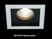 Spot Embutir Recuado Bella  Par20 - NS 7201P