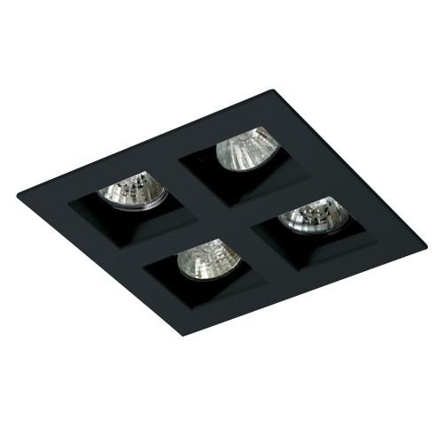 Luminária Embutir Direcional C/ Foco Recuado BL1022/4-BF  - 9led