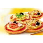 Como fazer Mini Pizzas e Brotinhos