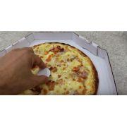 Mesinhas de apoio caixas de pizzas