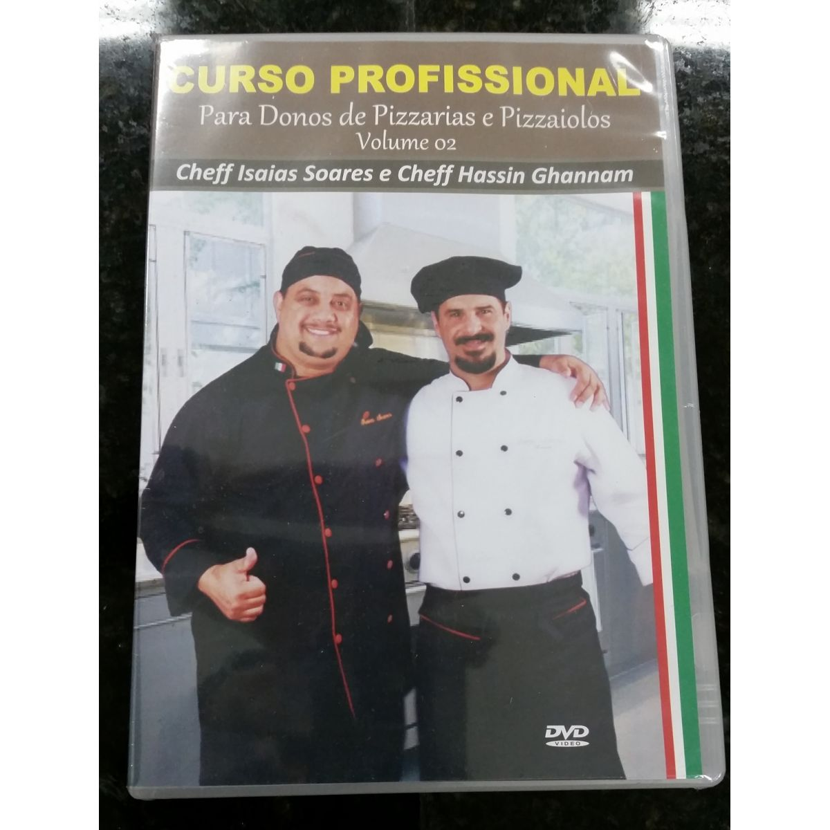 DVD VOLUME  II  - Fórum de Pizzas Vendas online
