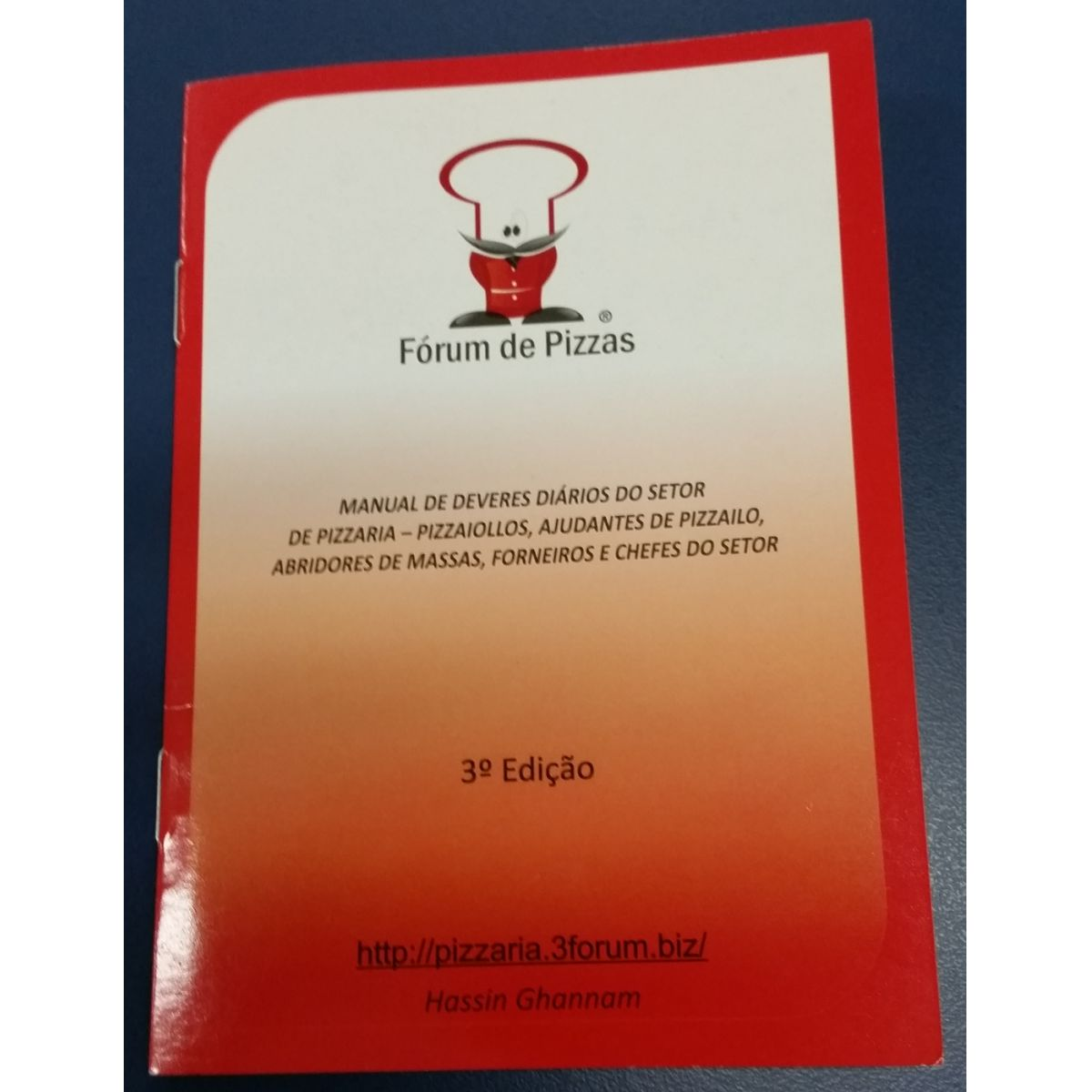 TRILOGIA DOS DVDS VOLUMES I, II, III POR PAC  - F�rum de Pizzas Vendas online
