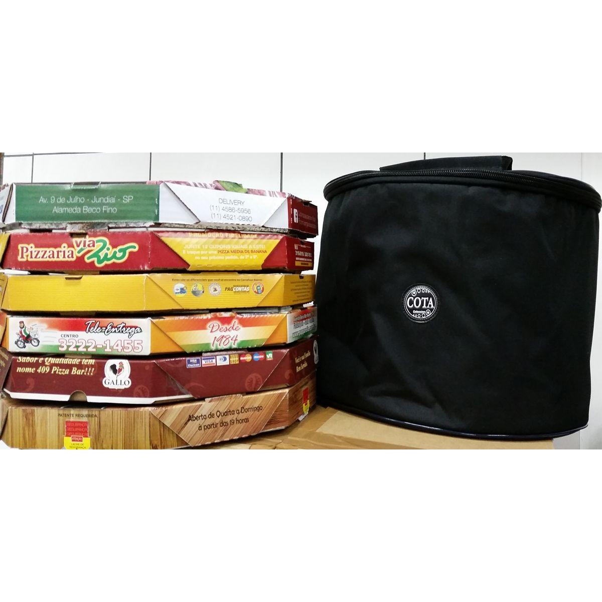 TERMO BAG DE 35 CM FORMATO REDONDO   .P/05 PIZZAS  - F�rum de Pizzas Vendas online