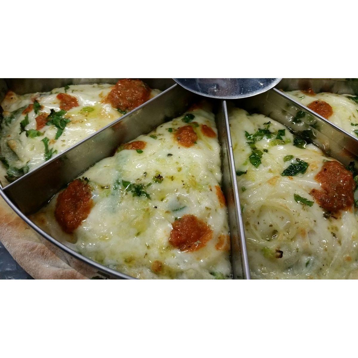 MARCADOR DE PIZZA 10 PEDA�OS P/ PIZZAS DE 38/40 CM  - F�rum de Pizzas Vendas online