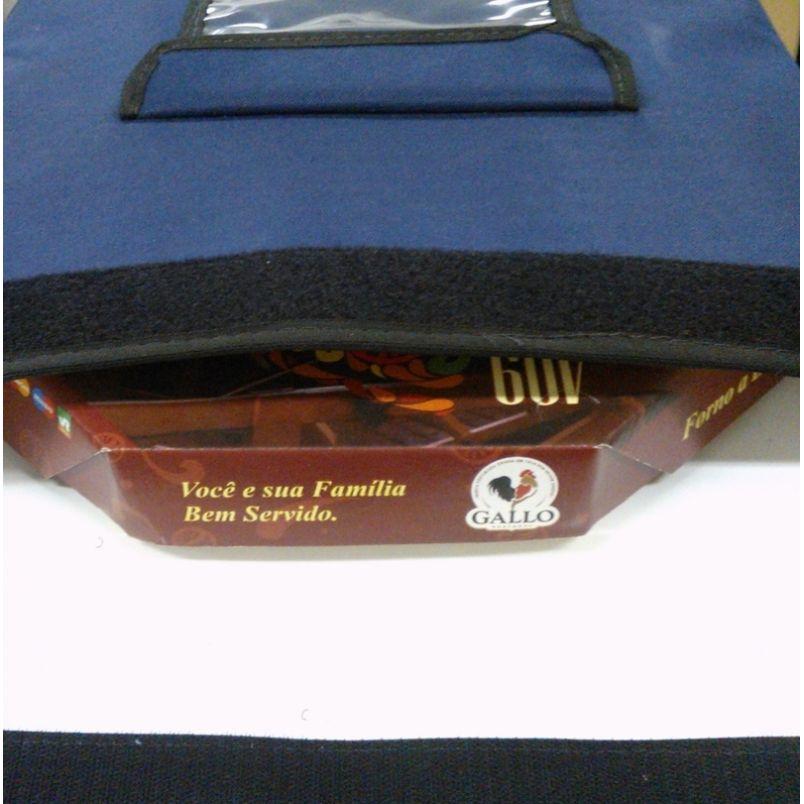 TERMO BAG DE 40 CM FORMATO QUADRADO P/01 PIZZA  - Fórum de Pizzas Vendas online