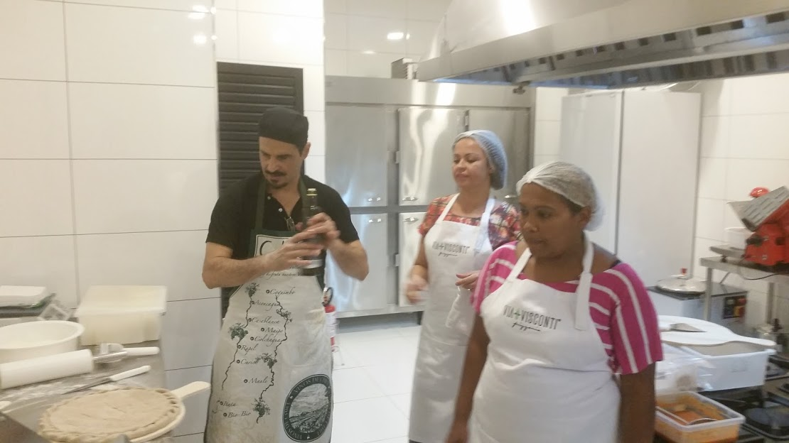 CONSULTORIA DO CHEFF HASSIN EM SEU LOCAL  - Fórum de Pizzas Vendas online