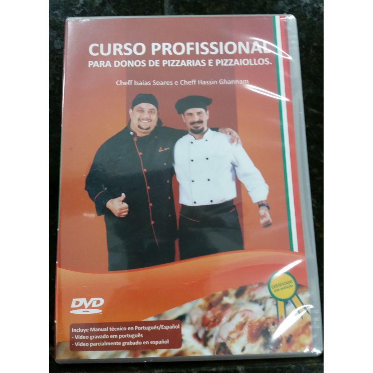 CURSO ONLINE DO CHEFF HASSIN, PARA QUEM PRETENDE ABRIR UMA PIZZARIA  - F�rum de Pizzas Vendas online