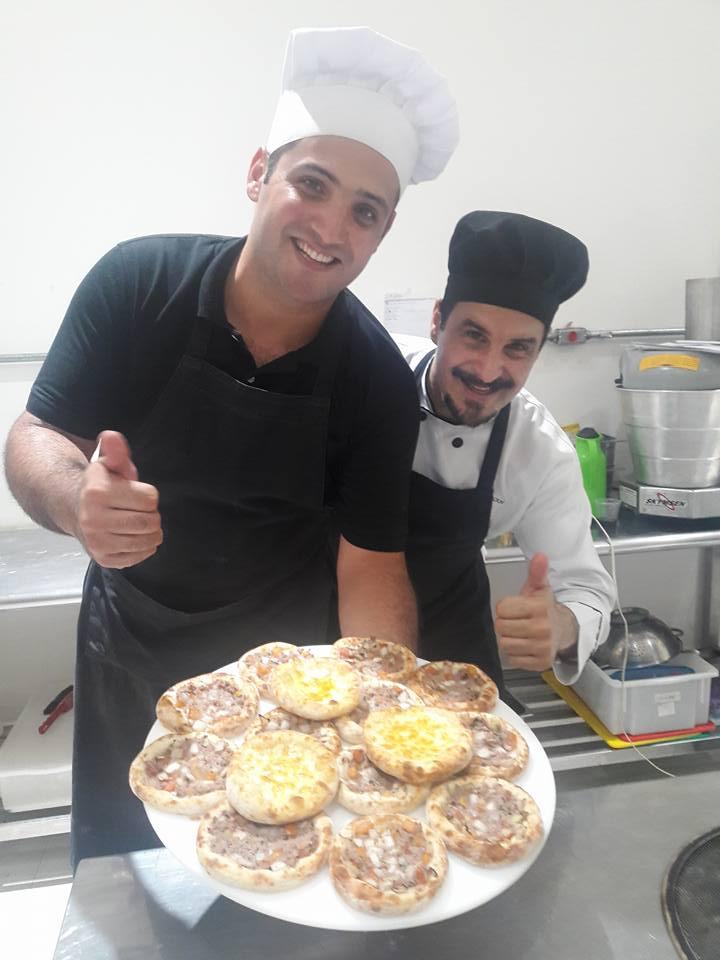 Consultoria do Cheff  Samir Ghannam em sua pizzaria.  - Fórum de Pizzas Vendas online