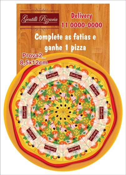 IMÃ DE GELADEIRA NO FORMATO PEDAÇO DE PIZZA  - Fórum de Pizzas Vendas online