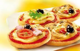 Como fazer Mini Pizzas e Brotinhos   - FÓRUM DE PIZZAS