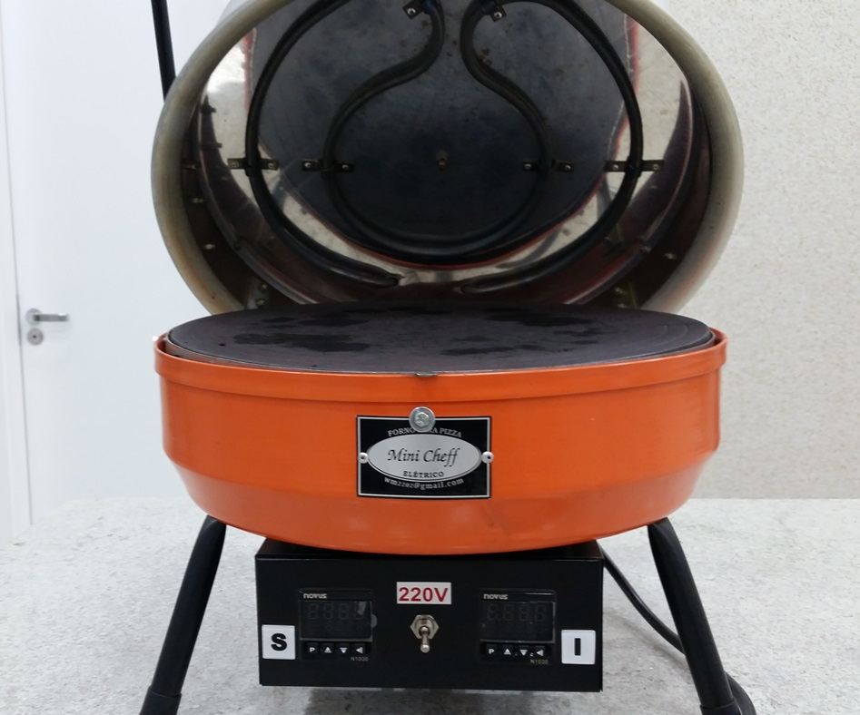 FORNO ELÉTRICO SUPER MINI CHEFF  -  220 V  - Fórum de Pizzas Vendas online