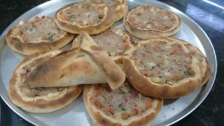 CURSO DE ESFIHAS   - FÓRUM DE PIZZAS
